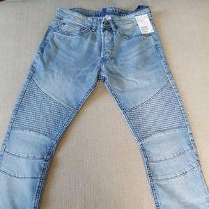 Mens H&M skinny jeans 28X32